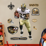 Pierre Thomas Wall Decal