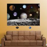 Le système solaire, NASA Autocollant mural