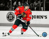 Patrick Kane 2011-12 Spotlight Action Photographie