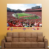 Wisconsin Badgers – Camp Randall Stadium Mural Wall Decal