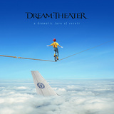 Dream Theater - A Dramatic Turn of Events Stretched Canvas Print
