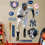 Curtis Granderson wandtattoos