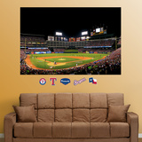 Texas Rangers Ballpark in Arlington Stadium Mural &#160; Wall Decal