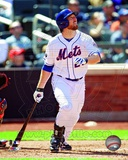 Ike Davis 2012 Action Photo