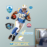 Antonio Gates AFL Wall Decal