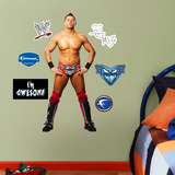 The Miz Jr.   Wall Decal