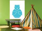 Aqua Owl Posters par  Avalisa