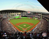 Marlins Park Inaugural Game 2012 Foto