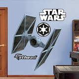 Tie Fighter wandtattoos