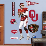 Sam Bradford Oklahoma Wall Decal