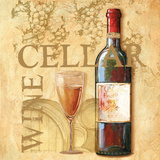 Wine Cellar Posters af Gregory Gorham