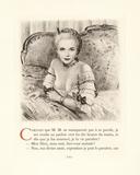 Madame Premium Giclee Print by Gabriel Ferrier