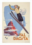 Val D'Aosta Posters