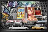 New York-Theatre Posters