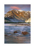 Alsek River I Limited Edition by Donald Paulson