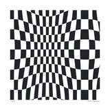 Op Squares II Impression giclée par Paula Scaletta