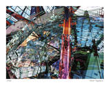 Architectural Fantasy Red Edition limitée par Stephen Donwerth
