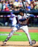 Michael Bourn 2012 Action Photo