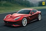 Ferrari F1 Berlinetta Kunstdruck