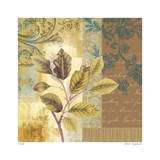 Golden Leaves Limited Edition by Paula Scaletta