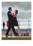 Anniversary Waltz Plakater af Jack Vettriano