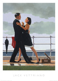 Anniversary Waltz Kunstdrucke von Jack Vettriano