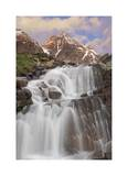 Yoho National Park Falls Limited Edition by Donald Paulson
