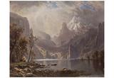 Albert Bierstadt (Lake Tahoe) Posters