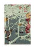 Weathered Trees in Blue 2 Edition limitée par M.J. Lew