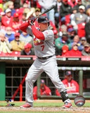 Matt Holliday 2012 Action Photo