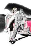 Voyage à deux Poster par Betty Harper