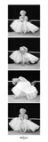 Marilyn Monroe - Ballerina Affiches