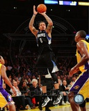 Michael Beasley 2011-12 Action Photo