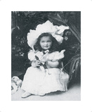 Grand Duchess Olga (Eldest daughter of the last Tsar) Premium Giclee Print
