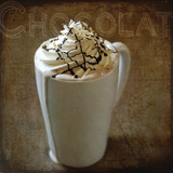 Café I Poster by Amy Melious
