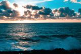 Depoe Bay Sunset I Poster von Erin Berzel