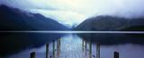 Serene Dock II Print by Bob Stefko