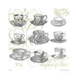 Teacups Limited Edition by Paula Scaletta