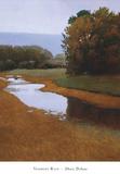 Vermont Rain Print by Marc Bohne