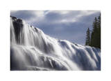 Dawson Falls II Limited Edition by Donald Paulson