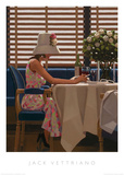 Days of Wine & Roses Poster von Jack Vettriano