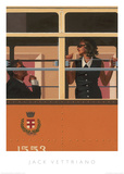 The Look of Love Poster van Jack Vettriano