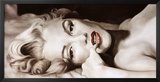 Reclined Marilyn Poster by Frank Ritter