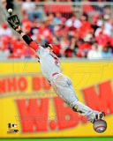 Zack Cozart 2012 Action Photo
