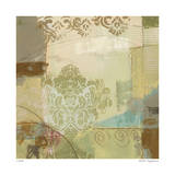 Spring Patterns I Giclee Print by Ursula Brenner