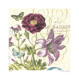 French Garden Limited Edition by Paula Scaletta