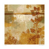 Fall Abstract II Giclee Print by Ursula Brenner
