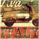 Italia Posters tekijänä Mark Andrew Allen