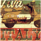 Italy Prints by Mark Andrew Allen