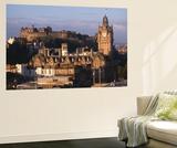 Cityscape from Calton Hill Edinburgh, Edinburgh, Scotland Wall Mural by Glenn Beanland